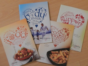 Slimming World Booklets